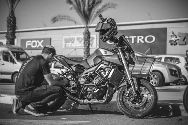 תאונת אופנוע ללא ביטוח חובה