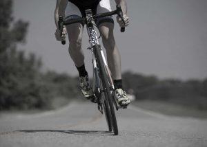 תאונה אופני כביש